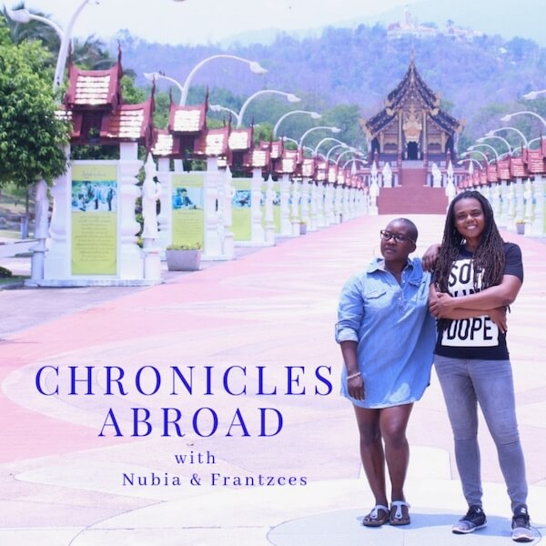Chronicles Abroad podcast