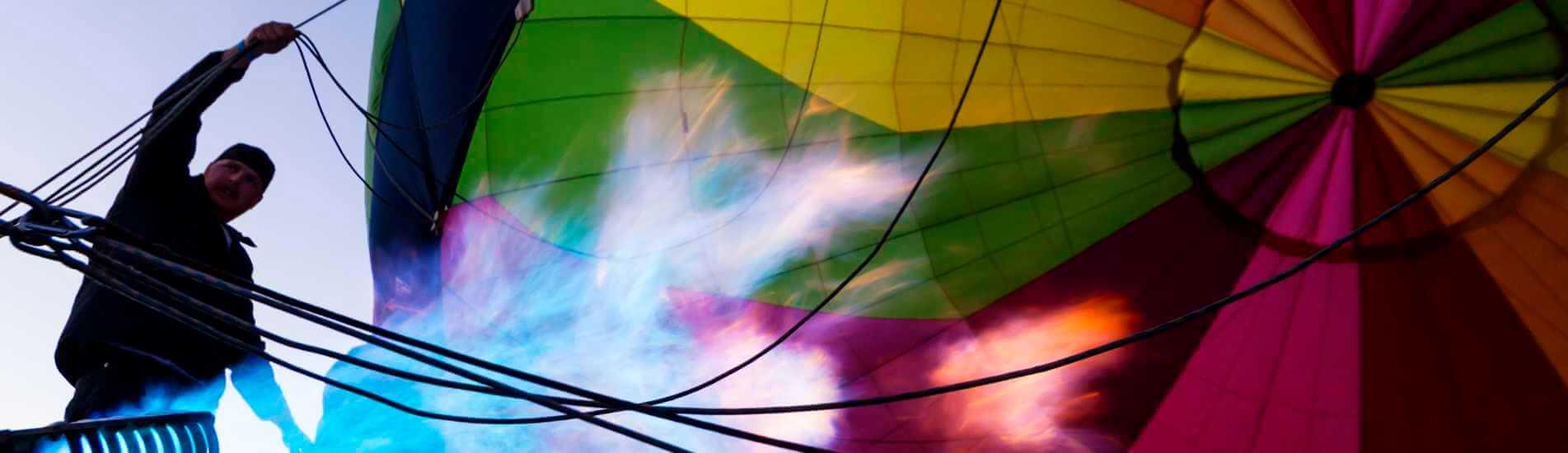 Get Above It All During The Albuquerque International Balloon Fiesta