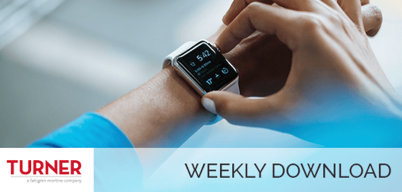 WEEKLY DOWNLOAD: What A Wearable World