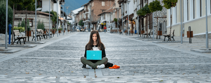 The Dream of the Digital Nomad