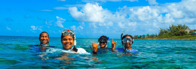 Seafire Guardians Protect Grand Cayman's Coral Reefs