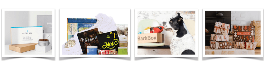 Gift Guide: The Coolest Subscription Boxes