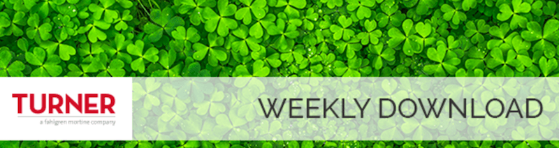 WEEKLY DOWNLOAD: St. Patrick's Day Digital News