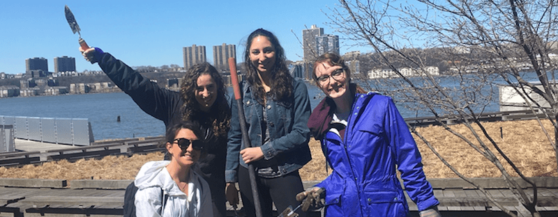 TURNER's Modern Outdoors Team Helps Restore NYC's Outdoors